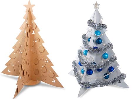 Всичко от всичко за празниците. - Page 5 Cardboard-christmas-tree4
