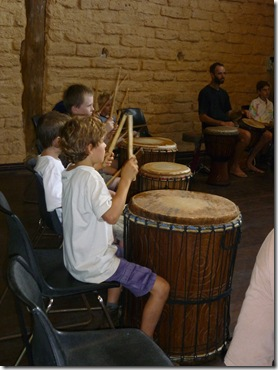 38 drumming workshop