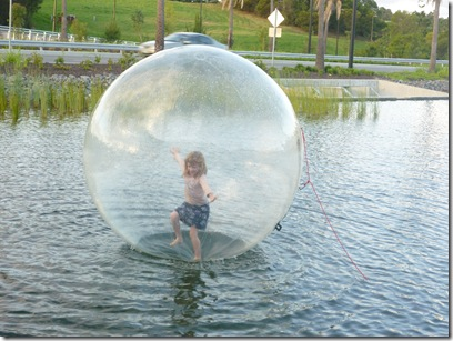 84 water ball