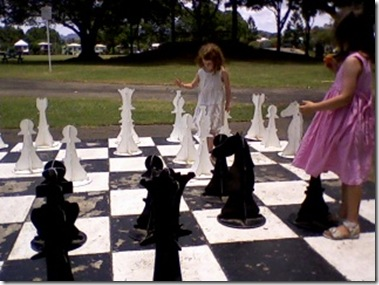 39 giant chess