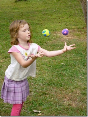 21 juggling ball workshop