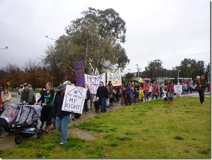 29 homebirth rally