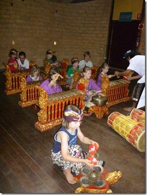 69 balinese music workshop