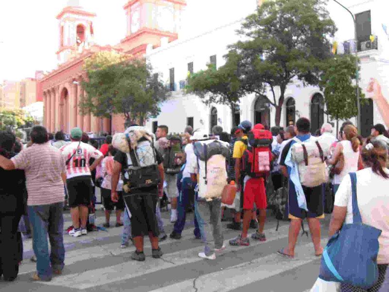 Crónicas Americanas de Ismael 2010-2011 08.peregrinos%20a%20pie