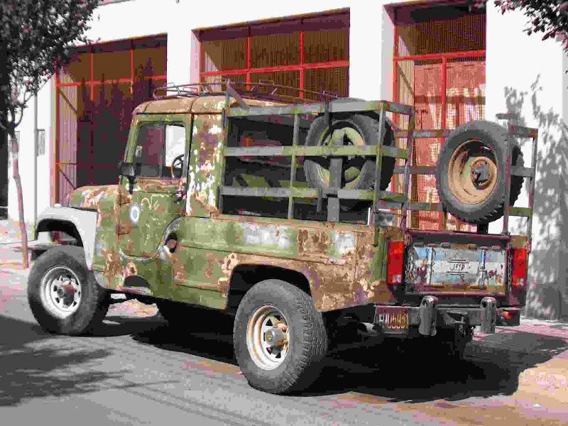 Crónicas Americanas de Ismael 2010-2011 Camioneta%20en%20marcha