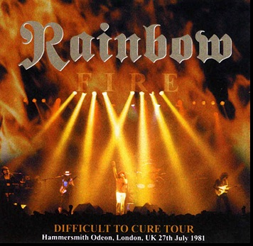 Rainbow Fire London 81 Front