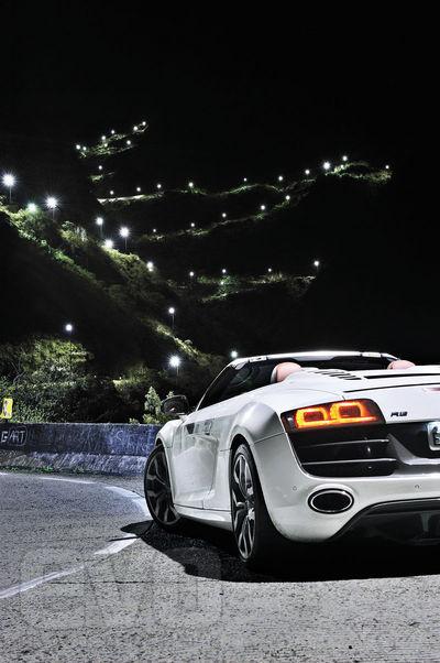 Audi R8 V10 Spyder in Brazil