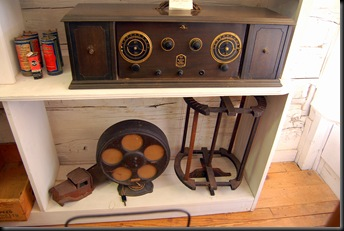 CHLORIDE'S ORIGINAL FIRST RADIO