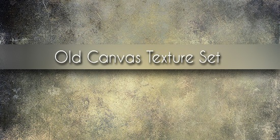 OldCanvasTextureSet-banner