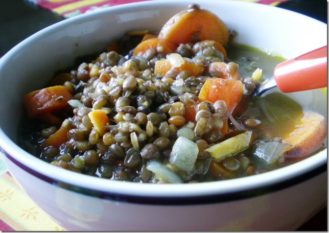 Lentil Soup 06