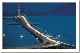penang bridge - malaysia