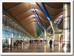 Terminal 4, Barajas Airport, Madrid(2)