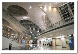 Incheon International Airport, Korea Selatan(2)