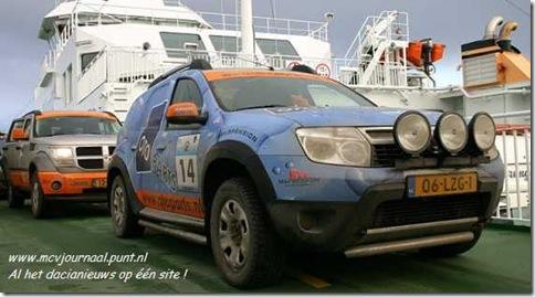 Dacia Duster Laplandtour 2011 04