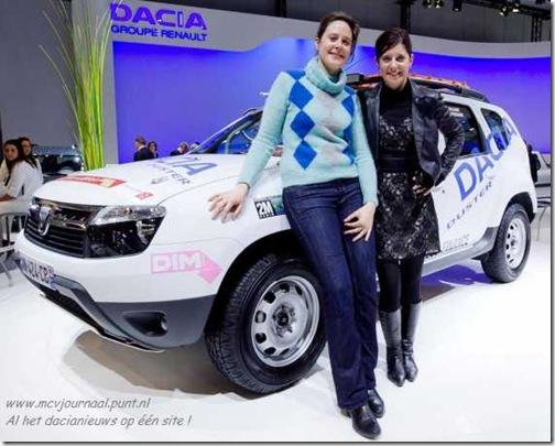 Dacia Duster Rally Marokko 2011 03