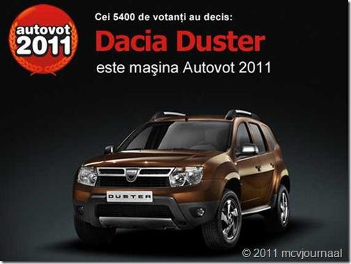 Autovot 2011 01