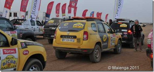 Rally Marokko 2011 10