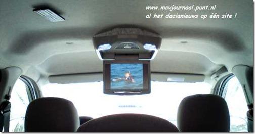 Videoscherm Dacia Duster 01