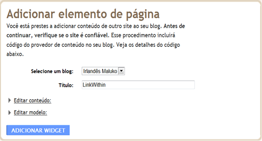linkwithin widget