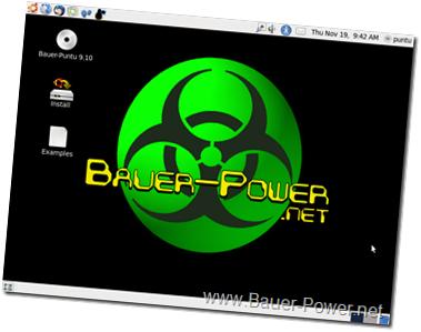 Bauer-Puntu Desktop