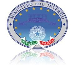 Lo stilema del Ministero degli Interni della Repubblica