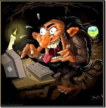 Leftist Blogging Trolls
