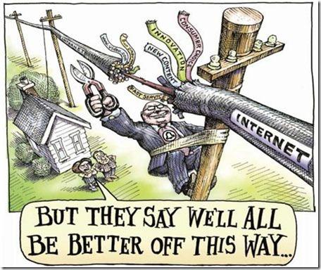 Net Neutrality Regulation