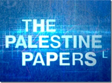 Palestine Papers logo