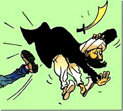 No Jihad HERE