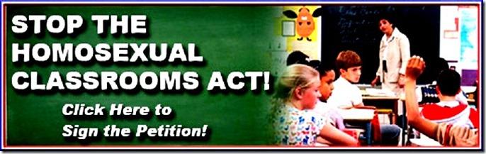Stop Homo Classroom Act