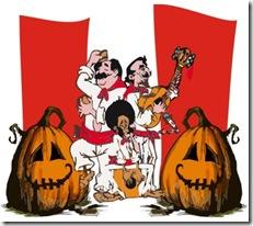 Halloween criollo