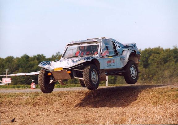 Denis Boucher - Julien Rivière: Rallye Dunes et Marais 2002