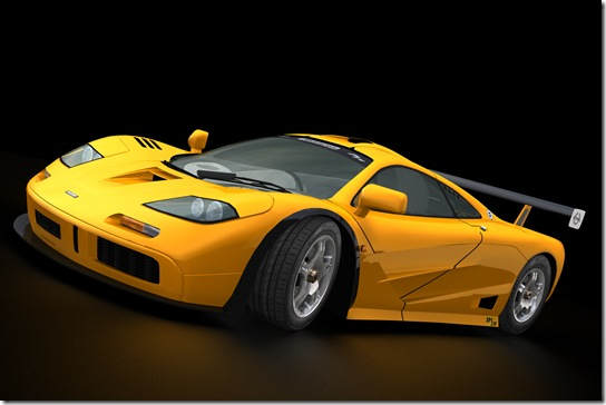 McLaren F1 LeMans Final Render 001