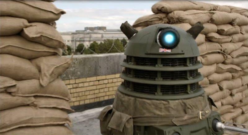 British Dalek
