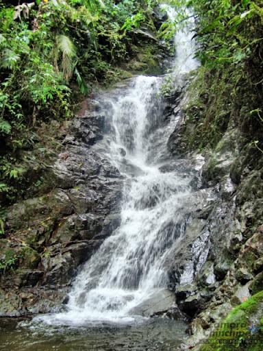 Cascada Santa Rosa - El Pangui