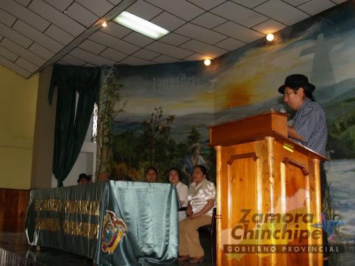 GOBIERNO PROVINCIAL RESPALDA INICIATIVAS DE ORGANIZACIONES SOCIALES