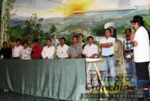 SALVADOR QUISHPE FORTALECE LA PARTICIPACIÓN CIUDADANA