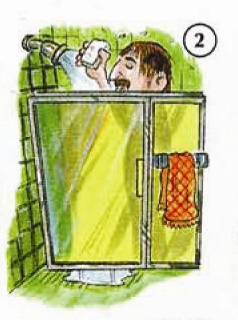 take%20a%20shower <!  :en  >Everyday Activities<!  :  > people english through pictures