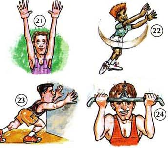 SPORT%20AND%20EXERCISE%20ACTIONS 6  Sport, exercise actions  people english through pictures