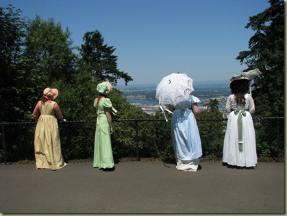 Pittock Mansion Picnic 176