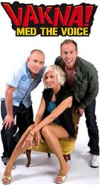 Vakna med the voice - Jacob, Paul och Josephine