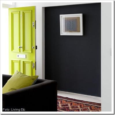 porta verde limao - Living Etc