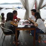 2008 - Bazi Reading in SAF Yatch Club