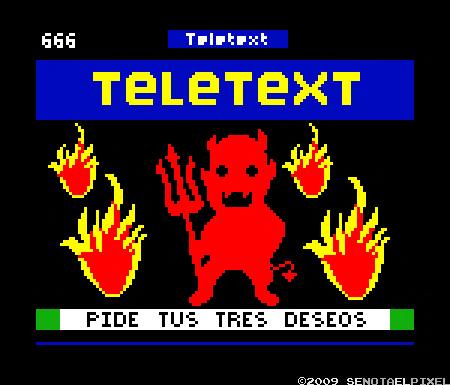 TELETEXTO 666