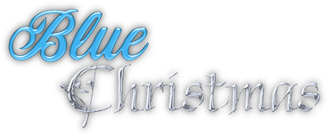 Blue-Christmas-Word-Art