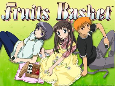 Fruits Basket เสน่ห์สาว ข้าวปั้น By sakurako38
