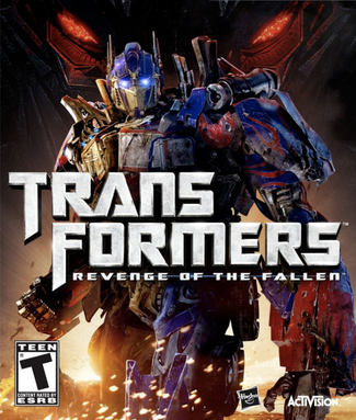 Transformers: Revenge of the Fallen (video game)
