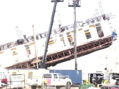 คลิปวิดีโอ การถ่ายทำ Transformers3 ที่ LA