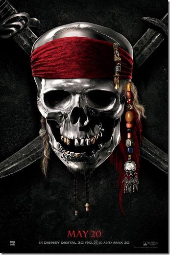 เปิดตัวแล้ว Trailer อย่างเป็นทางการของ Pirates of the Caribbean: On Stranger Tides