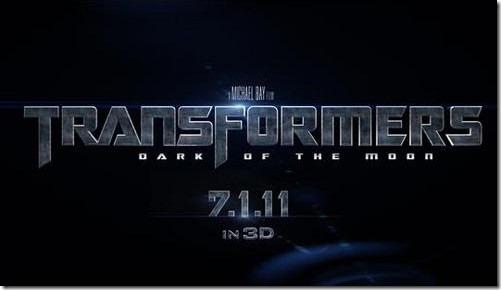 เปิดตัวแล้ว Trailer ตัวแรกของ Transformers Dark Of The Moon
